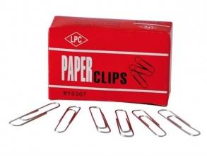 , Paperclip LPC rond 50mm verzinkt