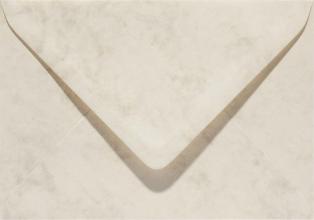 , Envelop Papicolor EA5 156x220mm marmer ivoor