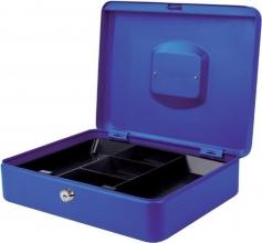 , Geldkist Pavo 300x240x90mm blauw