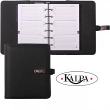 , Agenda 21-22 organizer Kalpa Pocket - Nerf Zwart
