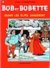 Willy  Vandersteen Bob et Bobette Quand les elfes danseront 168