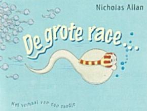 Allan, Nicholas De grote race ...