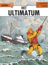 Martin, J. Lefranc / 16 Het ultimatum