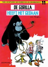 Franquin,,André Robbedoes & Kwabbernoot 11