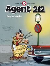 Kox,,Daniël/ Cauvin,,Raoul Agent 212 01