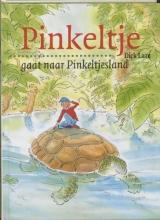 Dick Laan , Pinkeltje gaat naar Pinkeltjesland