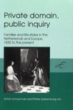 , Private domain, public inquiry