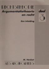 M. Henket , Argumentatietheorie en recht