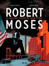 Balez,,Olivier/ Christin,,Pierre Robert Moses Hc01