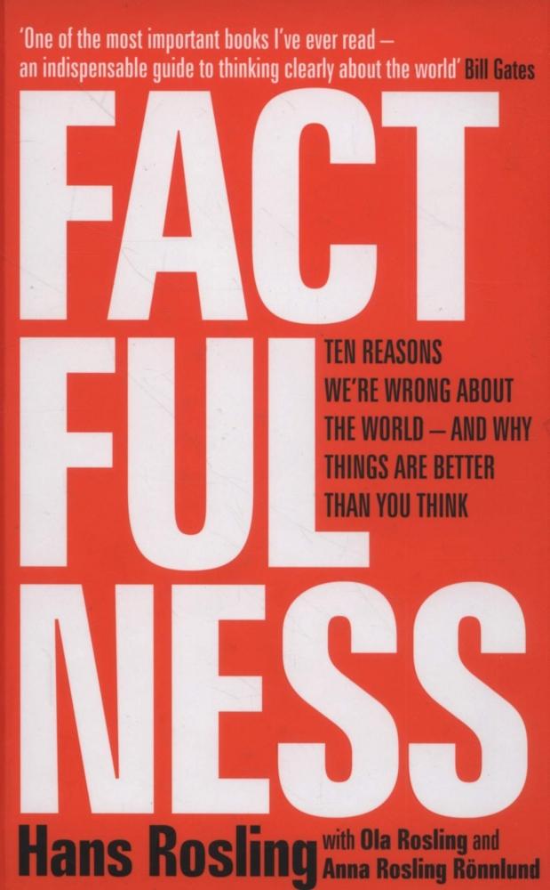 Rosling, Hans,Factfulness