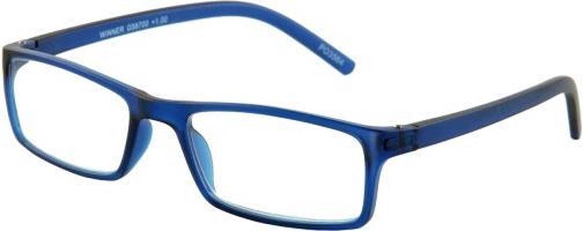G58715,Leesbril winner blauw g58700 1.5
