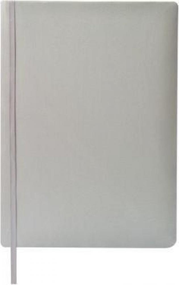 ,Strech bookcover grijs a5
