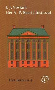 J.J. Voskuil,Het A.P. Beerta-Instituut