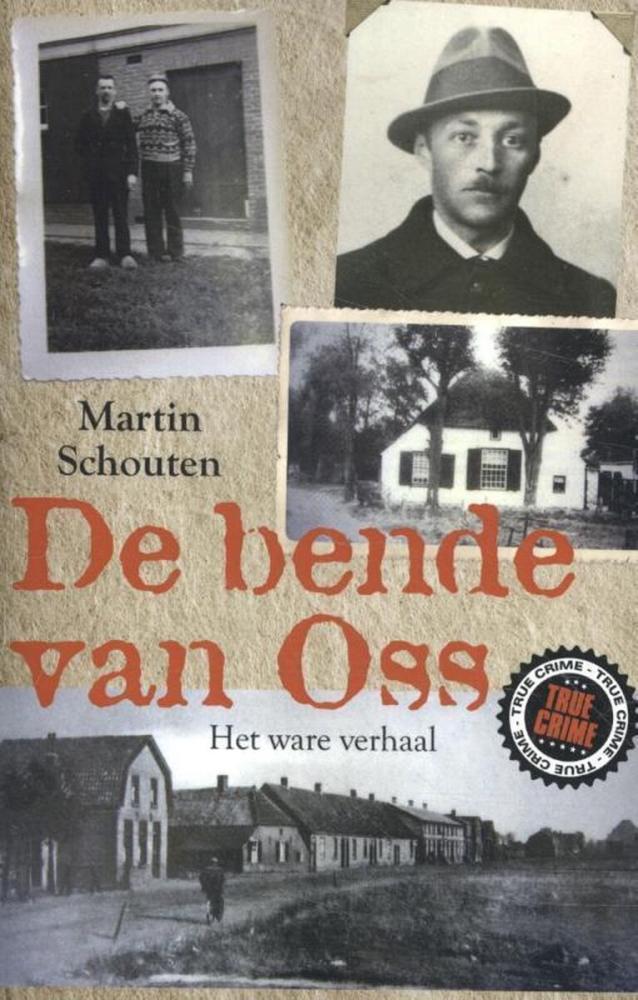 Martin Schouten,De Bende van Os