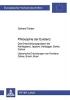 Treiber, Gerhard, Philosophie der Existenz