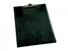 ,<b>Klembordmap Durable 2355 met kopklem en insteek zwart</b>
