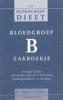 <b>P. D'adamo</b>,Bloedgroep B zakboekje