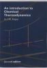 , G.J.M.  Koper, Introduction to Chemical Thermodynamics