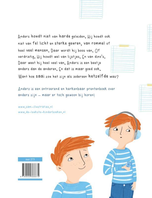 Sam Loman,Anders