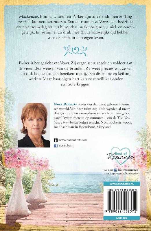Nora Roberts,Geluk als besluit