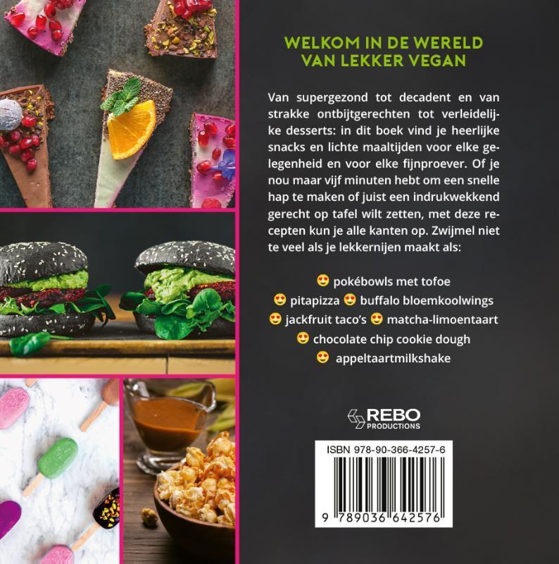 Elanor Clarke,Vegan snacks