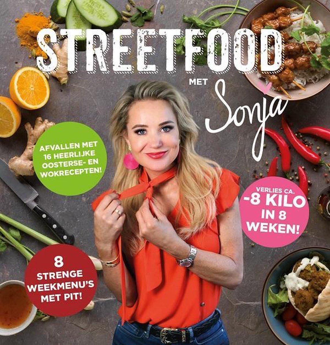 Sonja Bakker,Streetfood met Sonja