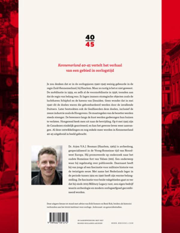 Arjen Bosman,Kennemerland 40-45