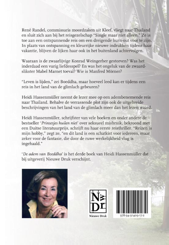 Heidi Hassenmuller,De adem van Boeddha