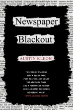 Kleon, Austin Newspaper Blackout