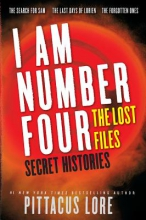 Lore, Pittacus I Am Number Four: The Lost Files: Secret Histories