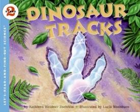 Zoehfeld, Kathleen Weidner,   Washburn, Lucia Dinosaur Tracks