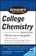 Rosenberg, Jerome L., Ph.D.,   Epstein, Lawrence M. Schaums Easy Outlines College Chemistry