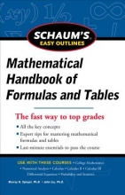Seymour Lipschutz,   Murray R. Spiegel Schaum`s Easy Outline of Mathematical Handbook of Formulas and Tables, Revised Edition
