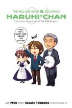 Tanigawa, Nagaru The Melancholy of Suzumiya Haruhi-chan 4
