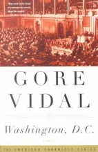 Vidal, Gore Washington, D.c