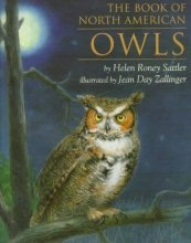 Sattler, Helen Roney The Book of North American Owls