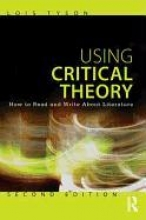 Tyson, Lois Using Critical Theory