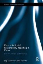 Guan, Jieqi,   Noronha, Carlos Corporate Social Responsibility Reporting in China