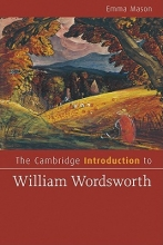 Mason, Emma The Cambridge Introduction to William Wordsworth