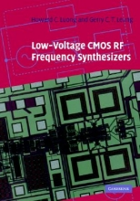 Luong, Howard Cam Low-Voltage CMOS RF Frequency Synthesizers