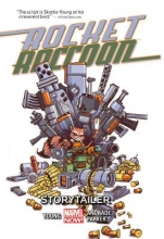 Young, Skottie Rocket Raccoon 2