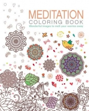 Coster, Patience Meditation Coloring Book