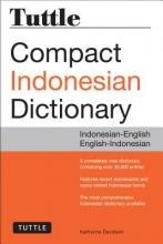 Katherine Davidsen Tuttle Compact Indonesian Dictionary