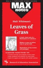 Whitman, Walt Leaves of Grass (Maxnotes Literature Guides)