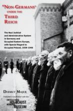 Majer, Diemut Non-Germans Under the Third Reich