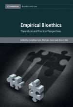 Empirical Bioethics