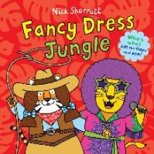 Sharratt, Nick Fancy Dress Jungle