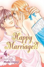 Enjoji, Maki Happy Marriage?! 4