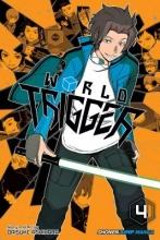 Ashihara, Daisuke World Trigger 4