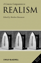 Beaumont, Matthew A Concise Companion to Realism